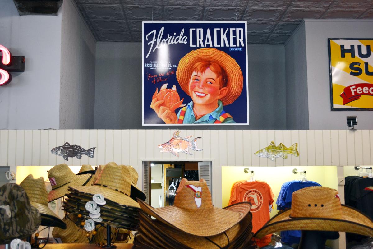 FL Cracker- hats